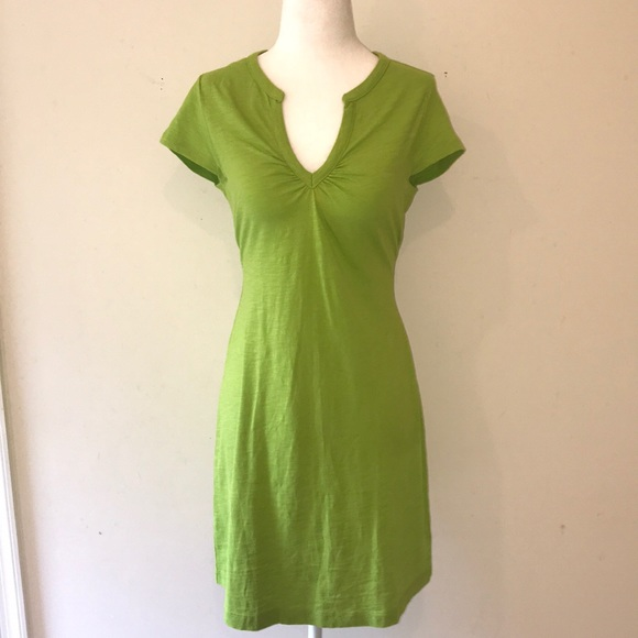 Banana Republic Factory Dresses & Skirts - Banana Republic Short Sleeve Cotton Dress - Sz Sm